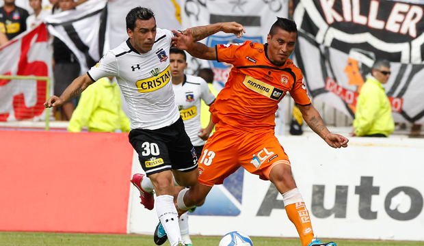 Cobreloa vs Colo Colo